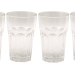 Set Vasos Orchid 300 ml