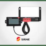 Regulador carga solar 20A SRNE3