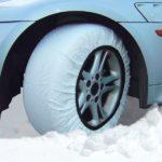 cadena nieve textil isse super para furgo y autocaravana