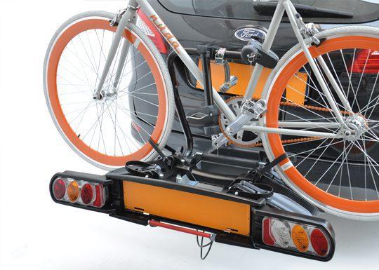 Portabicicletas de remolque 2/3/4 bicicletas