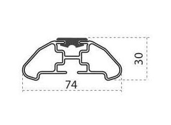 Portaequipajes VW T5/6 Cali/Multi