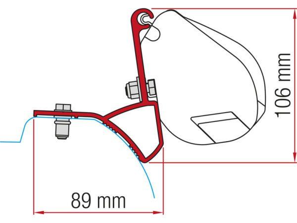 Renault Trafic - Rapido Mirande S - Opel Vivaro - Fiat Talento - Nissan NV300