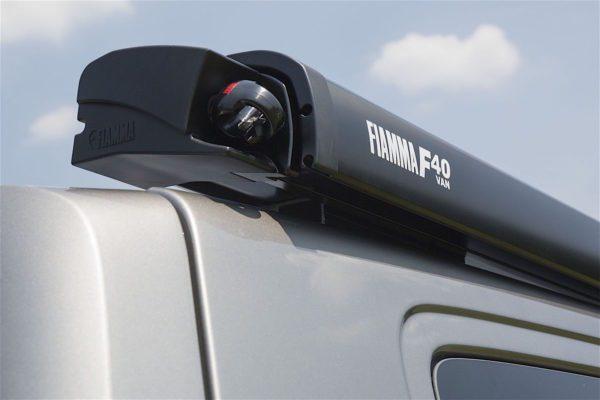 Toldo F40van 270 Negro